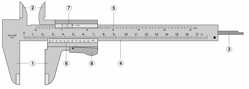 Las proporciones frente las medidas exactas