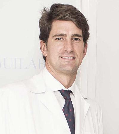 Doctor Rubén García-Guilarte, médico-cirujano plástico