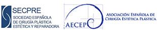 Logo SECPRE y Logo AECEP